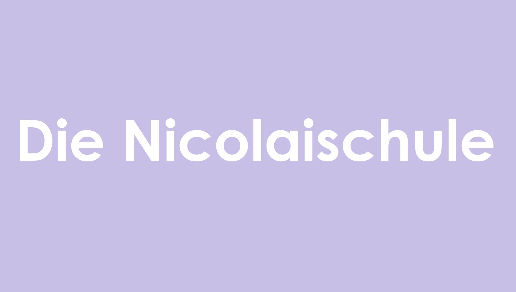 TAG DER DIGITALEN TÜR – DIE NICOLAISCHULE